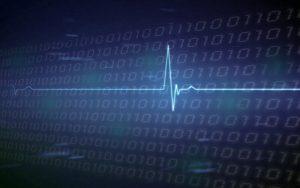 An illustration of the ransomware virus revival