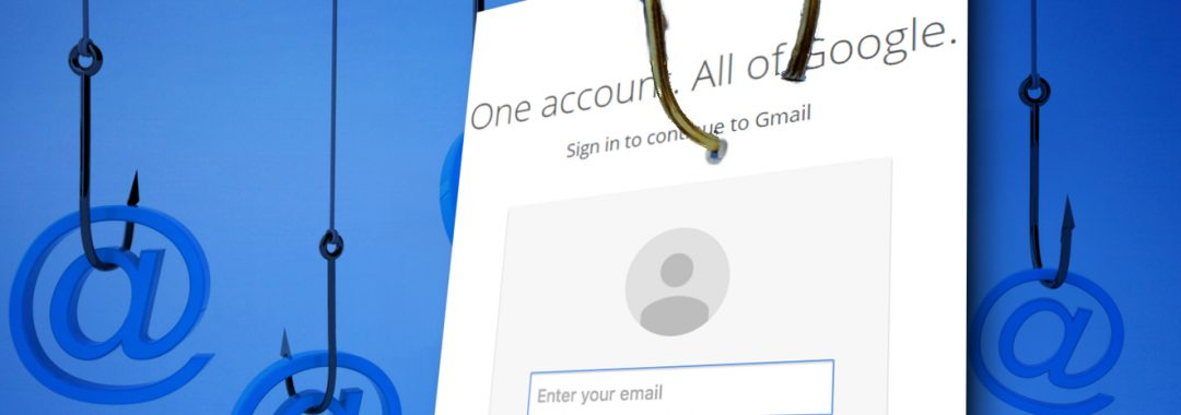 Phishing attack targets Gmail users