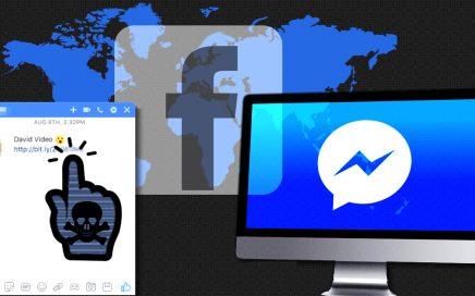 Facebook Message virus 2017