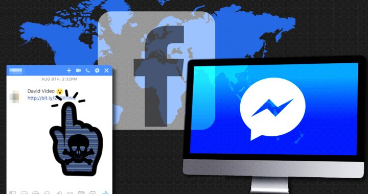 Facebook Message virus 2017