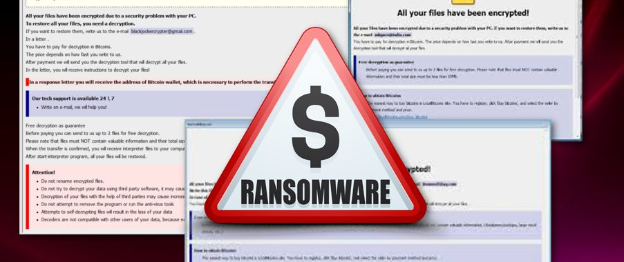 Esolutions warning: Combo ransomware still actively attacks all over